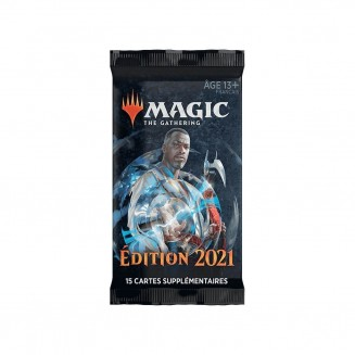 Magic The Gathering : Édition de base 2021 Booster