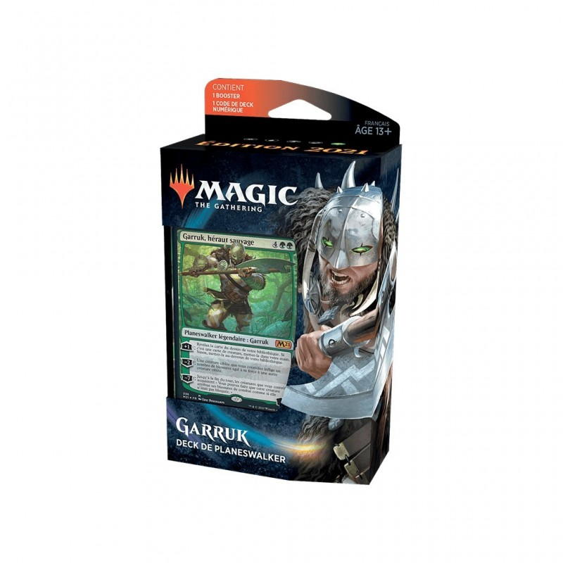 Magic The Gathering : Deck de Planeswalker