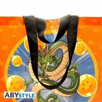 """DRAGON BALL - Shopping Bag - """"DBZ/Shenron & Kame Symbol"""""""
