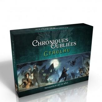Chroniques Oubliées - Cthulhu