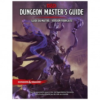 Dungeons & Dragons 5e Éd. : Dungeon Master's Guide - Guide du Maitre - Version française