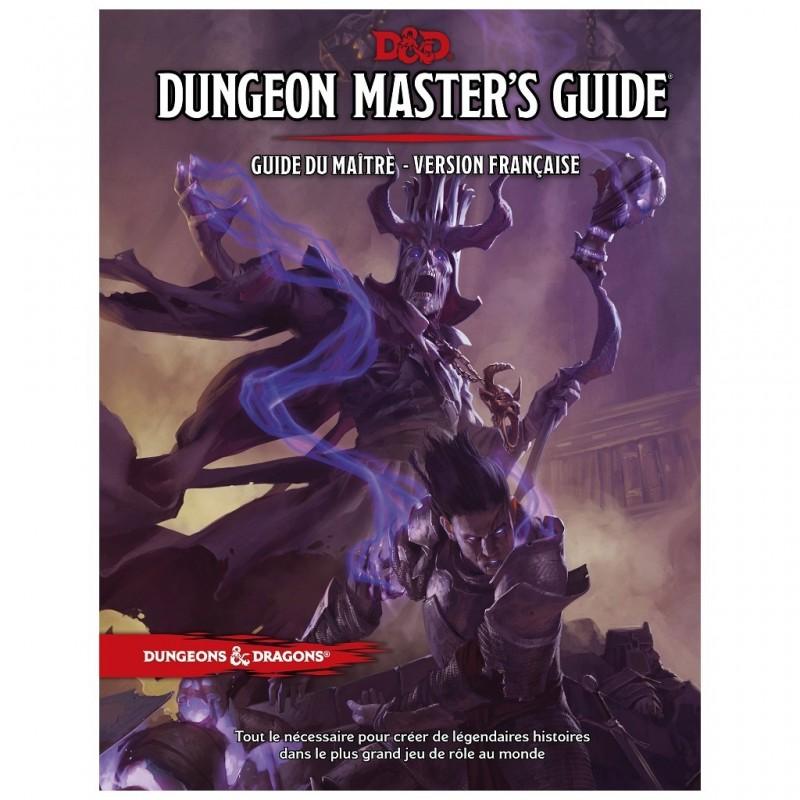 Dungeons & Dragons 5e Éd. : Dungeon Master's Guide - Guide du Maitre - Version française