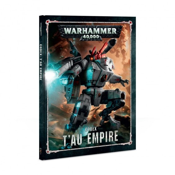 W40K : Codex - T'au Empire (8ème Edition)
