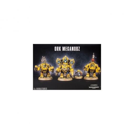 W40K : Orks - Meganobz