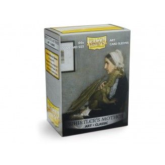 Dragon Shield Art : Sleeves Whistlers Mother (100)
