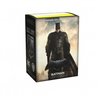 Dragon Shield - 100 Matte Art Sleeves - Justice League Batman