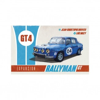 Rallyman GT - GT4 Extension