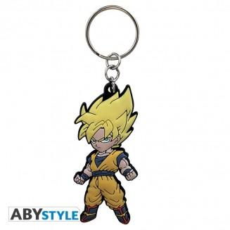 """DRAGON BALL - Porte-clés PVC """"DBZ/Goku"""""""