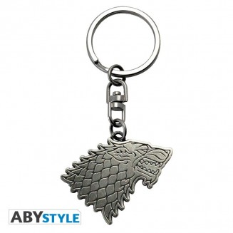 "GAME OF THRONES - Porte-clés ""Stark"""