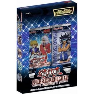 Yu-Gi-Oh! JEU DE CARTES À JOUER Duellistes Legendaires : Saison 1