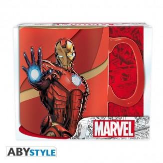 "MARVEL - Mug - 460 ml - ""Iron Man Armored"""