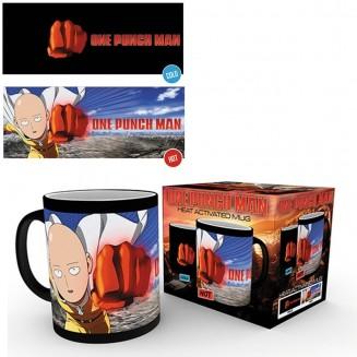ONE PUNCH MAN - Mug Thermoréactif 300 ml: Saitama