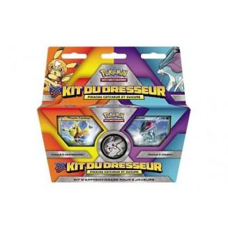 Pokemon -Kit du dresseur XY Pikachu Catcheur & Suicune