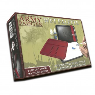 Army Painter - Palette Humide