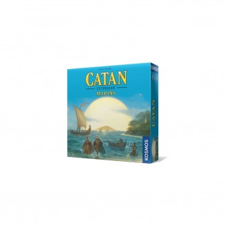 Catan - Extension Marins
