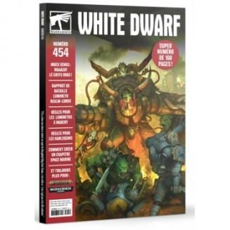 White Dwarf - 454