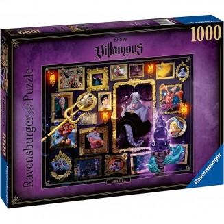 Puzzle Villainous - Ursula