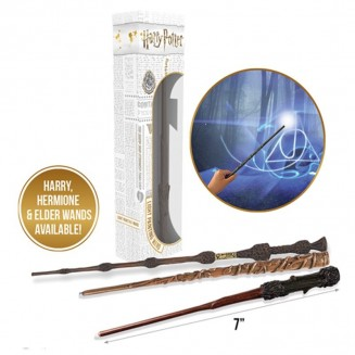 HARRY POTTER - Lumos Wands (18cm) - Hermione
