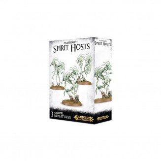 Age of Sigmar : Death - Nighthaunt Spirit Hosts