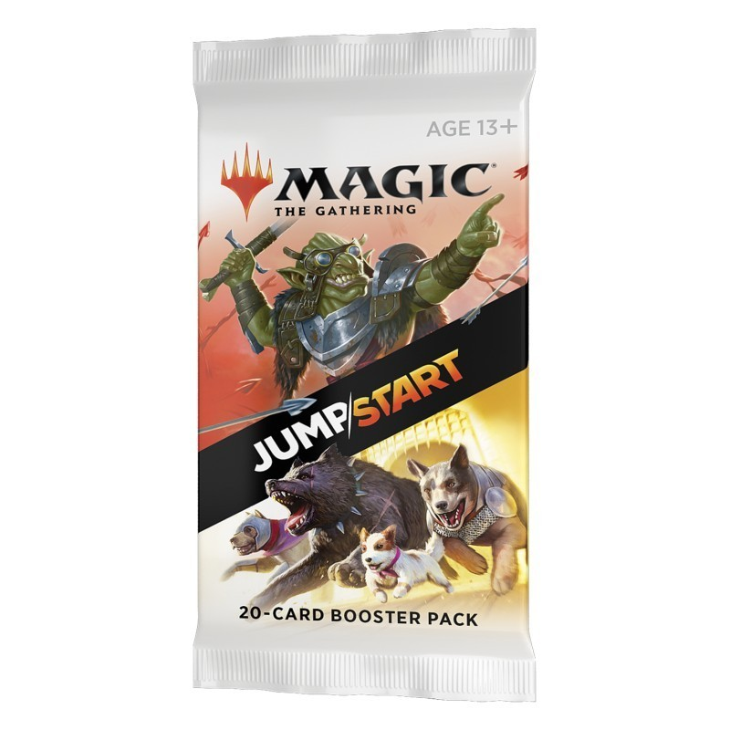Magic the Gathering - JumpStart VO