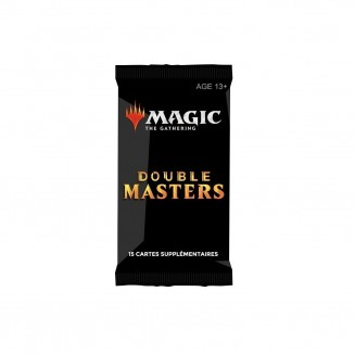 Magic The Gathering : Booster Double Master