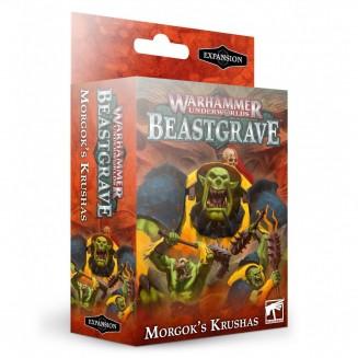 Warhammer Underworlds : Beastgrave - Krazeurs de Morgok