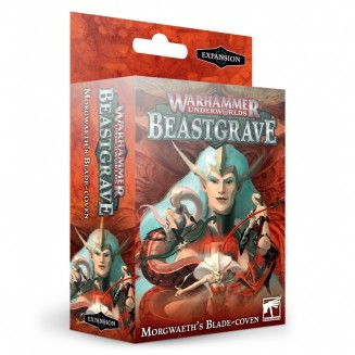Warhammer Underworlds : Beastgrave - Sororité de Morgwaeth