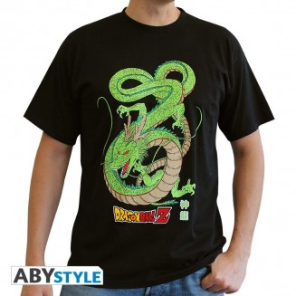 "DRAGON BALL - Tshirt ""DBZ/ Shenron"" homme MC black"