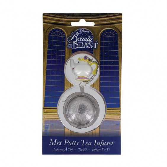 Disney - Beauty & The Beast - Infuseur boule à thé Mrs Potts