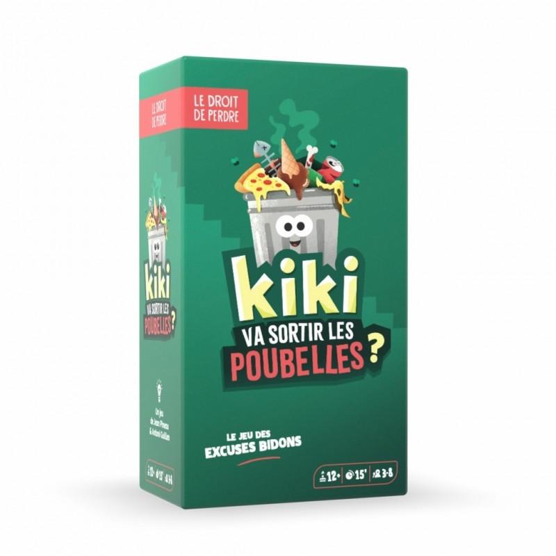 Kiki va Sortir les Poubelles