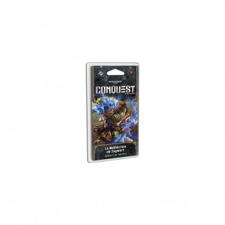 Warhammer 40,000 : conquest JCE - La Malédiction de Zogwort