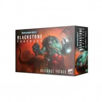 Blackstone Fortress : Pack d'Extension - Alliance Fatale