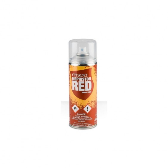 Citadel : Sous Couche - Mephiston Red