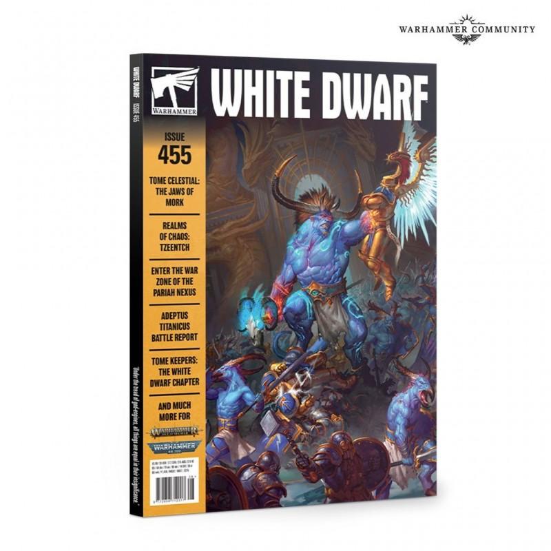 White Dwarf - 455
