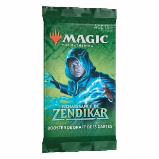 Magic The Gathering : Booster Renaissance de Zendikar