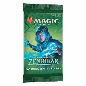Magic The Gathering : Booster Renaissance de Zendikar