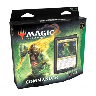 Magic The Gathering : Commander Renaissance de Zendikar