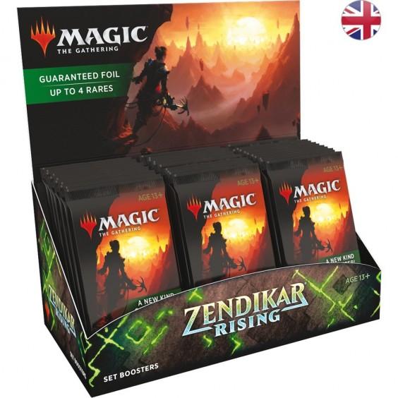 Magic The Gathering : Booster d'Extension Renaissance de Zendikar
