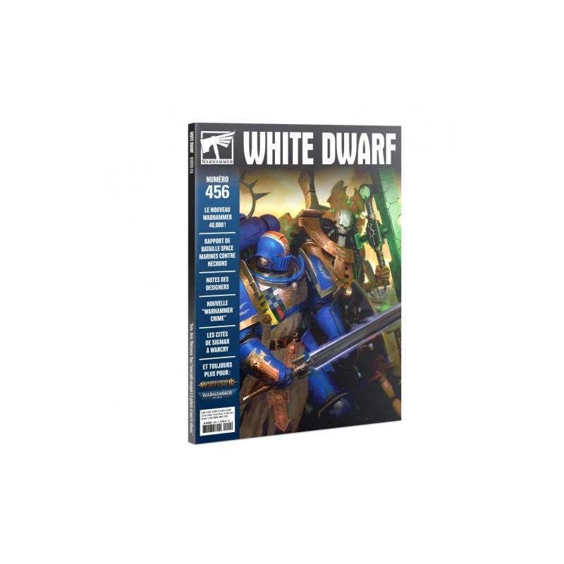 White Dwarf - 456