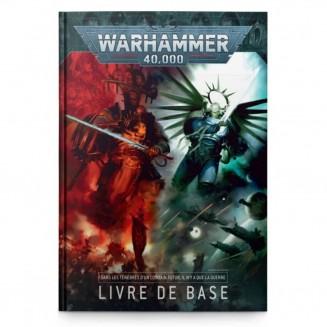 W40K : Livre de Base (9ème Edition)