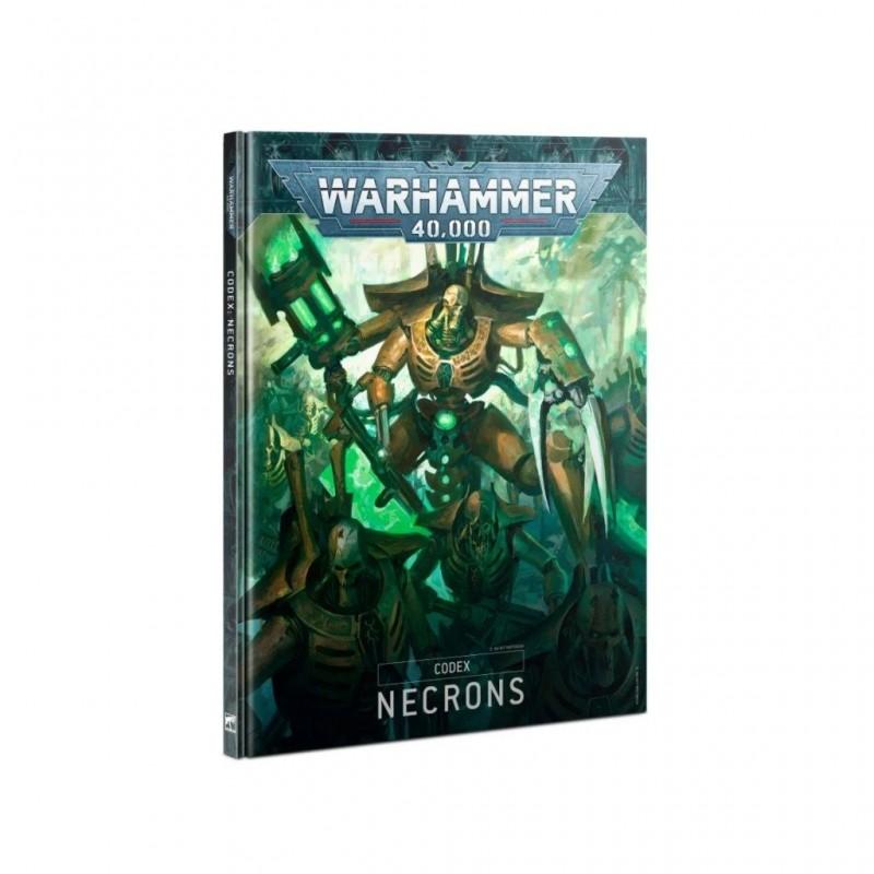 W40K : Codex - Nécrons (9ème Edition)