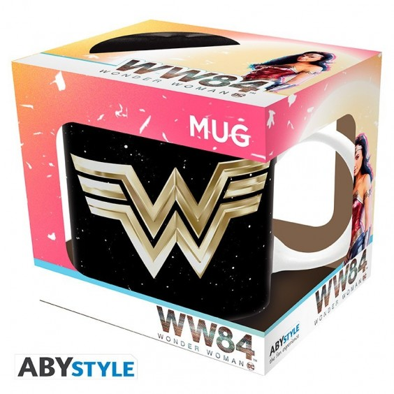 DC COMICS - Mug - 320 ml - Wonder Woman 84