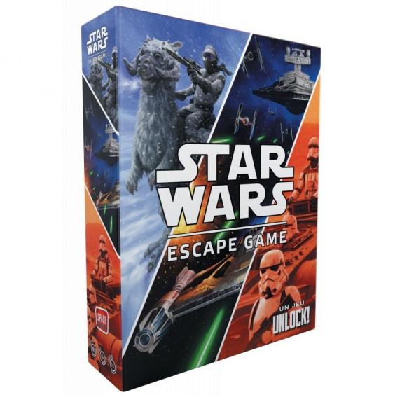 Unlock ! Star Wars Escape Game