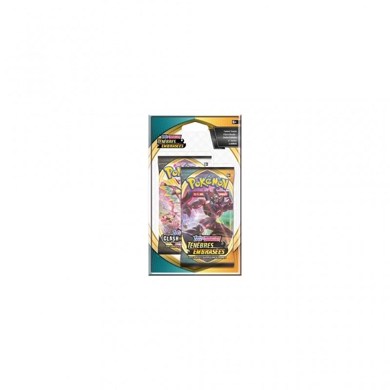 Pokemon – EB03 Épée et Bouclier - Ténèbres Embrasées