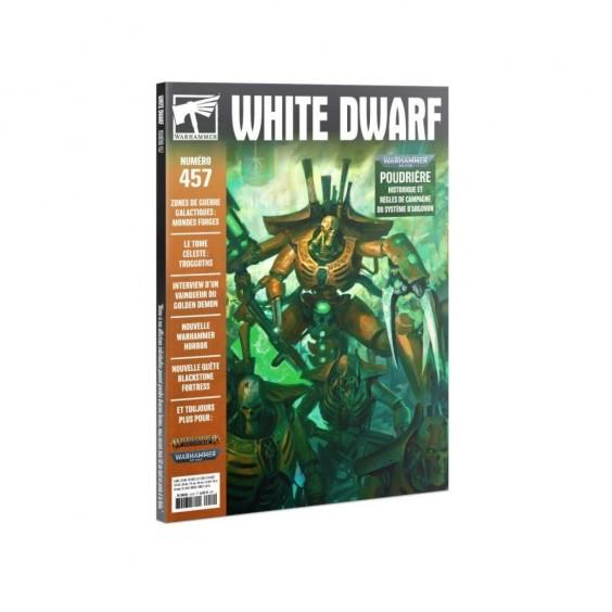 White Dwarf - 457