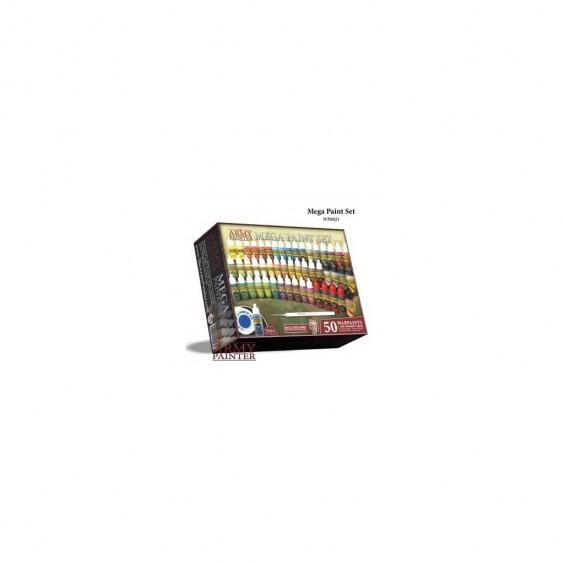 Army Painter - Warpaints Mega Paint Set