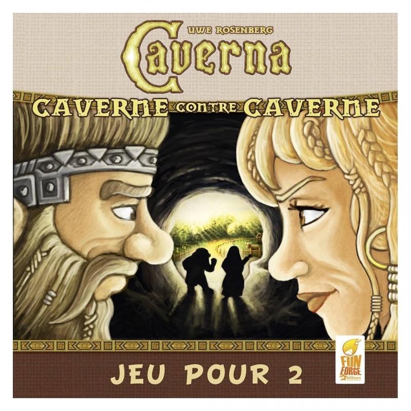 Caverna : Caverne vs Caverne