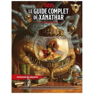 Dungeons & Dragons 5e Éd - Le Guide Complet de Xanathar