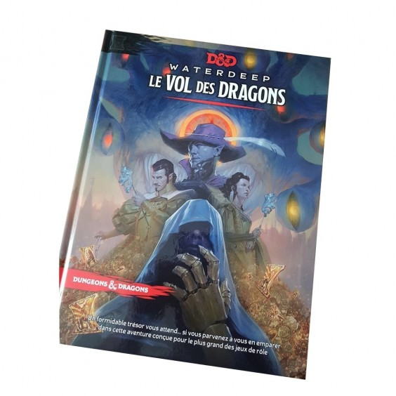 Dungeons & Dragons 5e Éd. : Waterdeep - Le Vol des Dragons