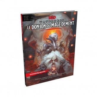 Dungeons & Dragons 5e Éd. : Waterdeep - Le Donjon du Mage Dément